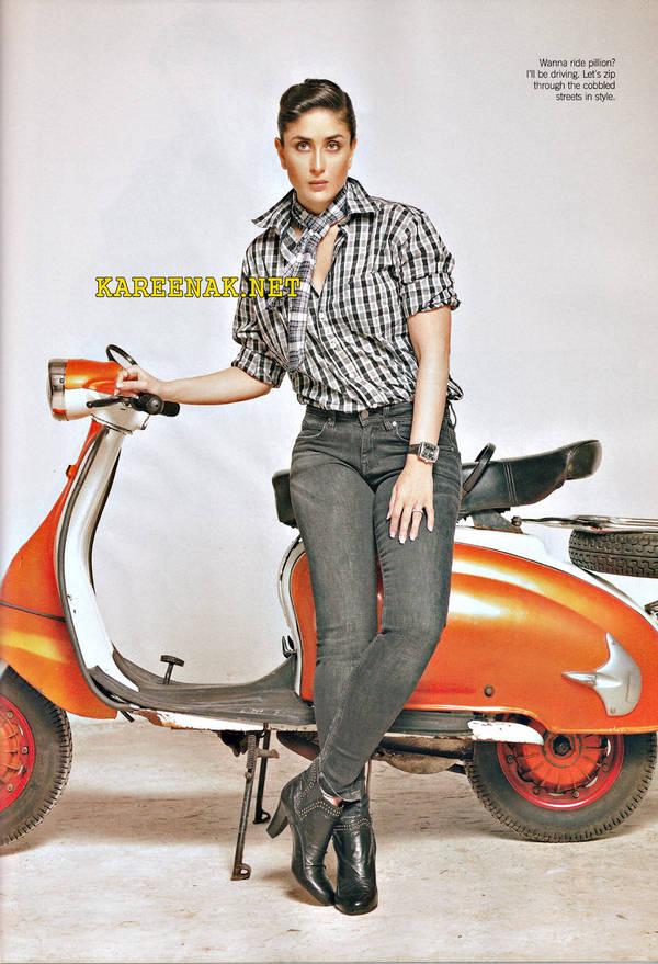Kareena Kapoor Filmfare Xpression – Photo Shoot | Holly Bolly Celebs